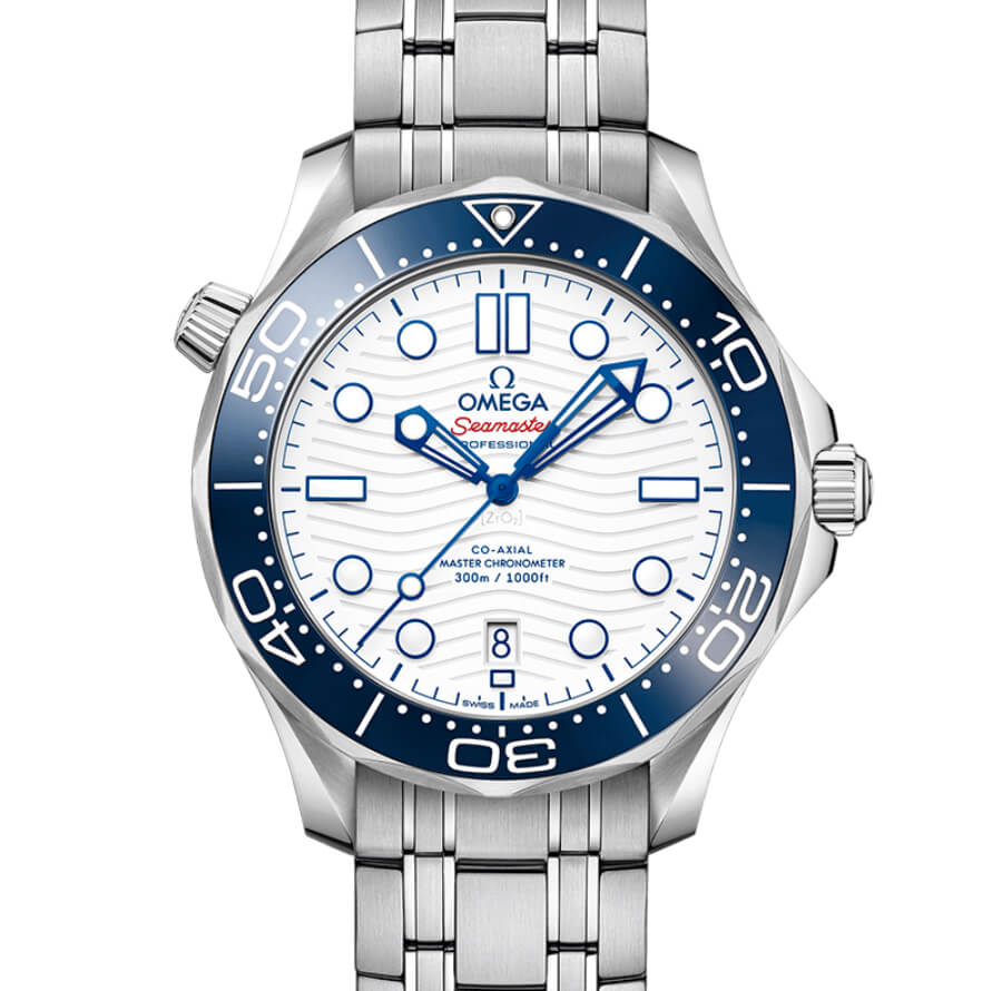 The New Omega Seamaster Diver 300m Tokyo 2020