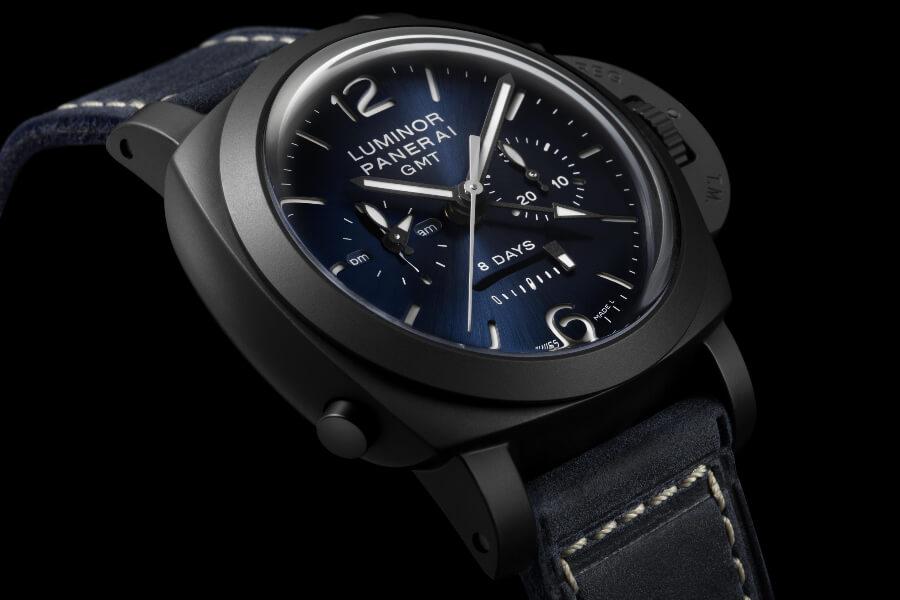 Panerai Monopusher Chronograph WatchWatch