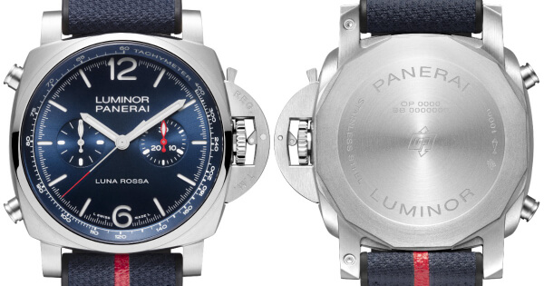 Panerai Luminor Chrono Luna Rossa PAM01303 (Price, Pictures and Specs)