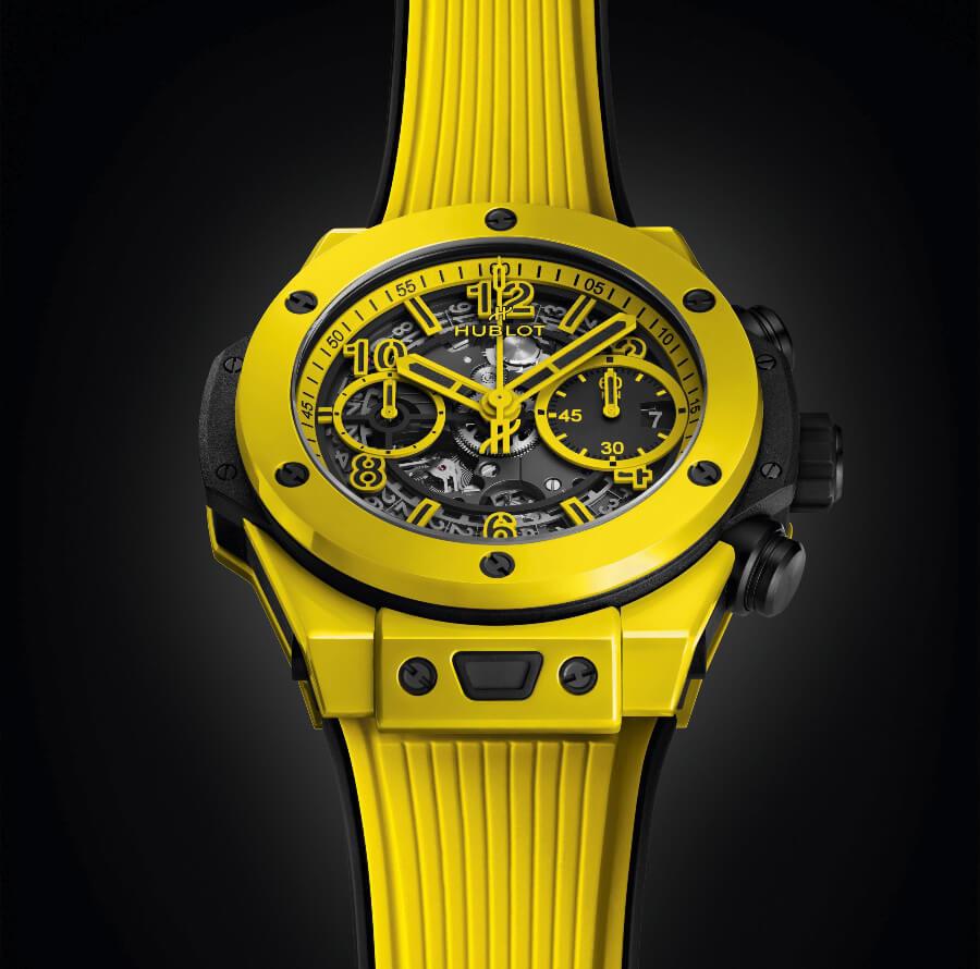 Hublot Big Bang Unico Yellow Magic review