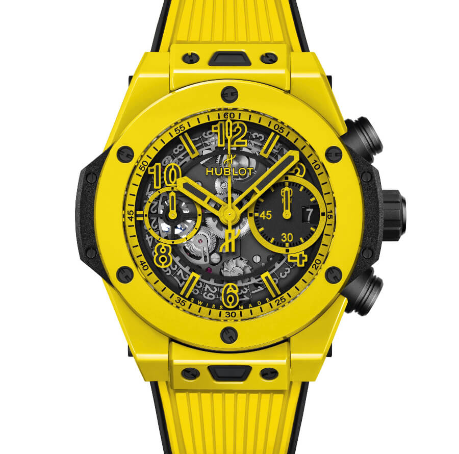 Hublot Big Bang Unico Yellow Magic Ref. 441.CY.471Y.RX