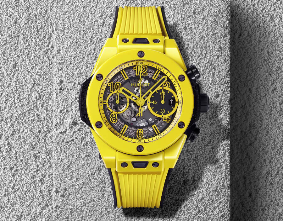 Review Hublot Big Bang Unico Yellow Magic Ref. 441.CY.471Y.RX