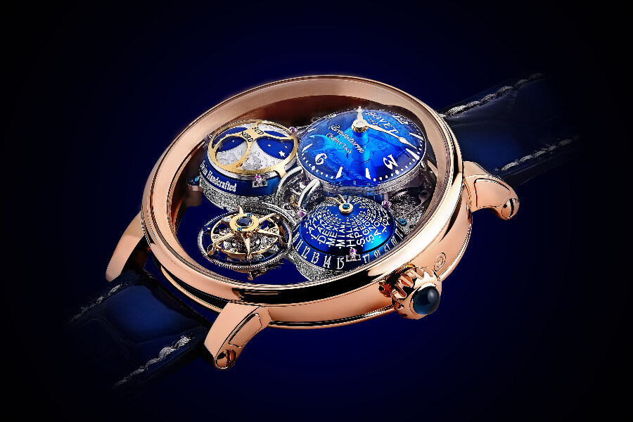 The New Bovet Récital 26 Brainstorm Chapter Two In 18K Red Gold