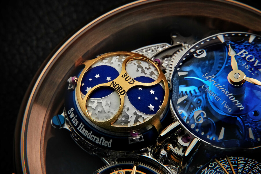 Bovet Récital 26 Brainstorm Chapter Two Moon Phase