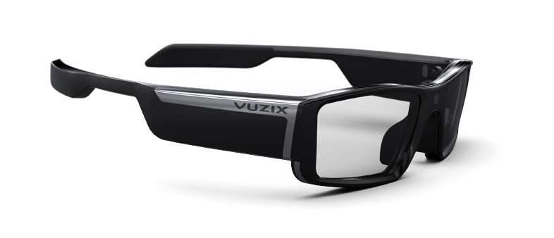 Vuzix AR3000 – Augmented Reality Smart Glasses
