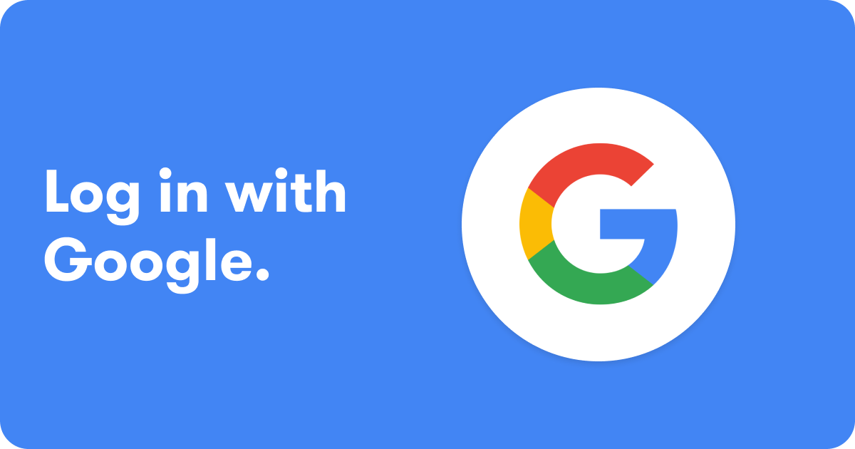 Log in to Homerun in a jiff with your Google account