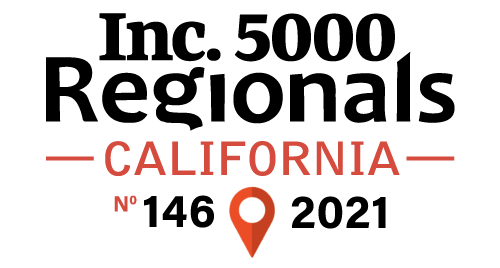 No. 146 on the 2021 Inc. 5000 Regionals: California
