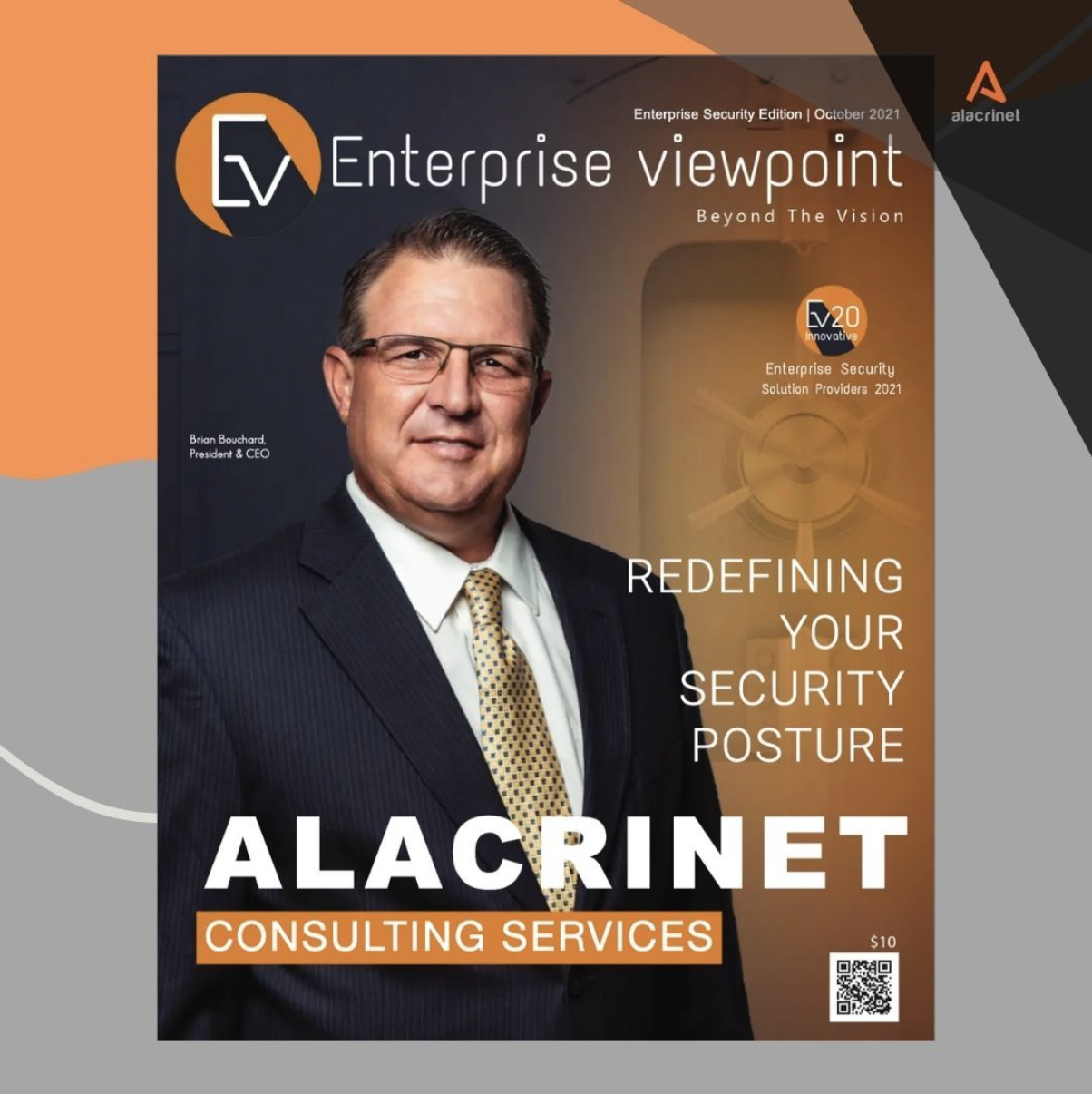 Enterprise Viewpoint Cover Story - Enterprise Security 2021 Special Edition