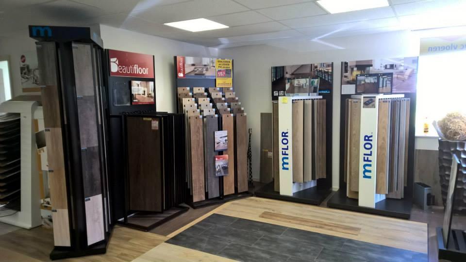 Mflor Grand Collectie binnen bij PVC vloerenconcurrent