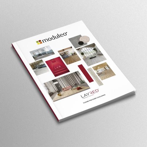 Download en bekijk het Moduleo LayRed magazine