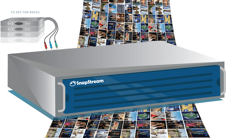 SnapStream DVR