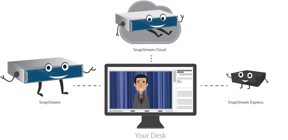 snapstream software