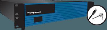 SnapStream Encoder QAM/ATSC