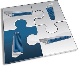 Versatile clustering puzzle