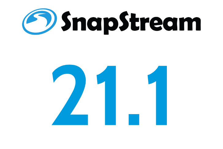 SnapStream 9.6