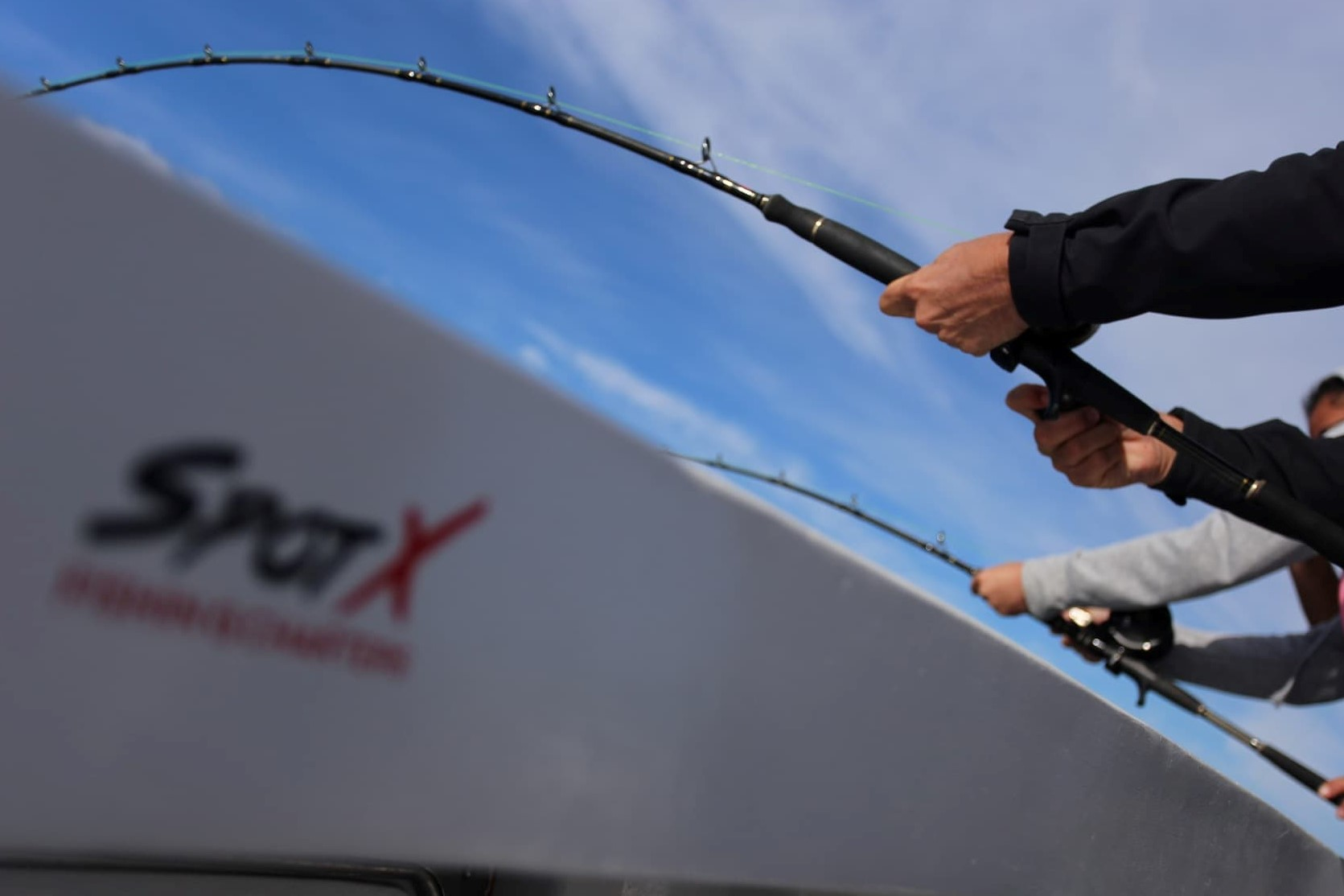 Spot-x Fishing Charters & Screaming Reels