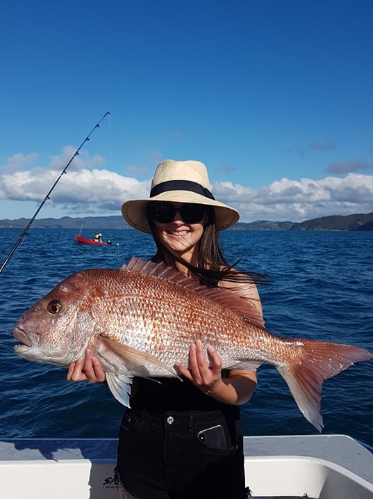 Spot-x Fishing Charter Snapper