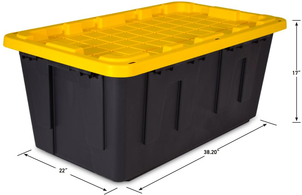 40 Gallon Tough Box