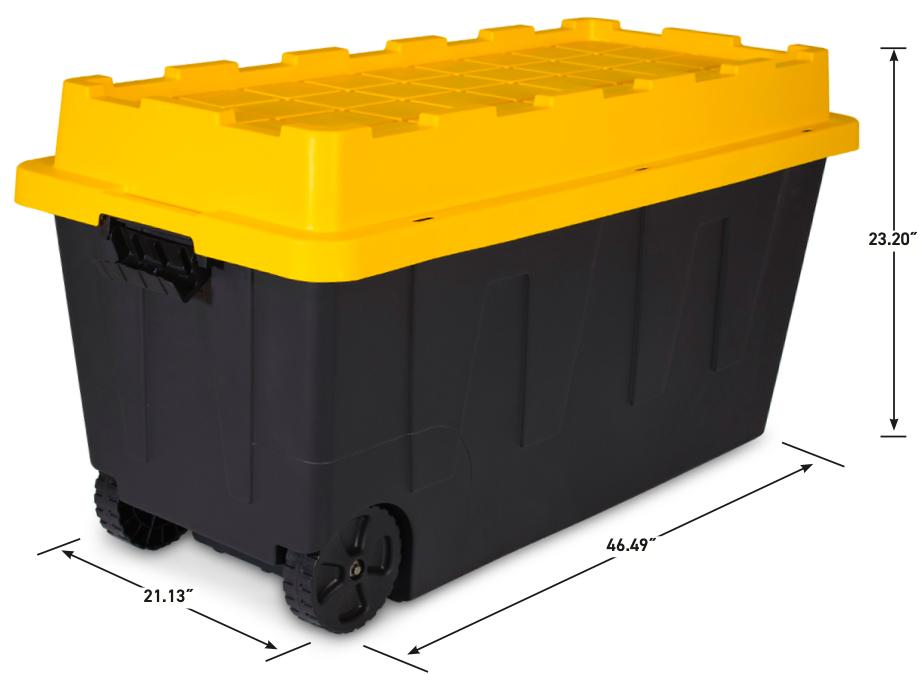 64 Gallon Tough Box