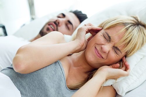 are sleep and snoring problems impacting your life?