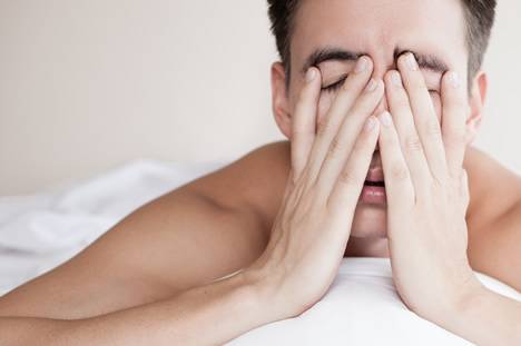 Problems with snoring in a relationship