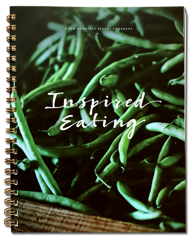 Inspired Eating cookbook