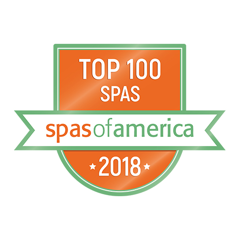 Top 100 Spas - Spas of America 2018