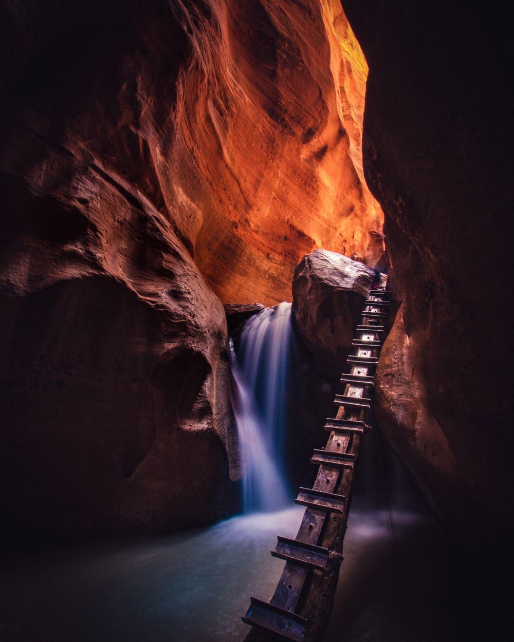 Kanarraville Falls, Utah