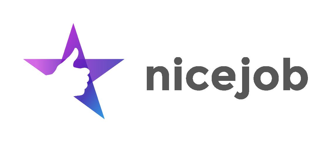Logo for the NiceJob