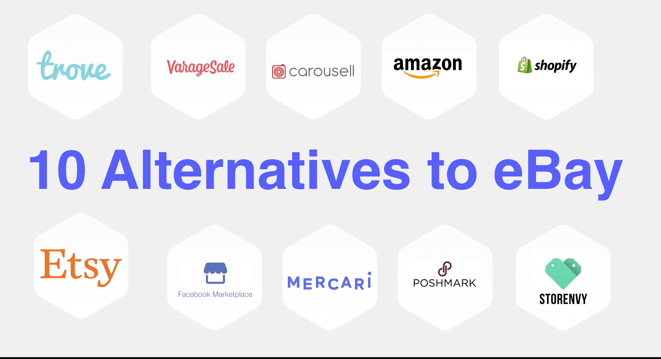10 Alternatives to eBay