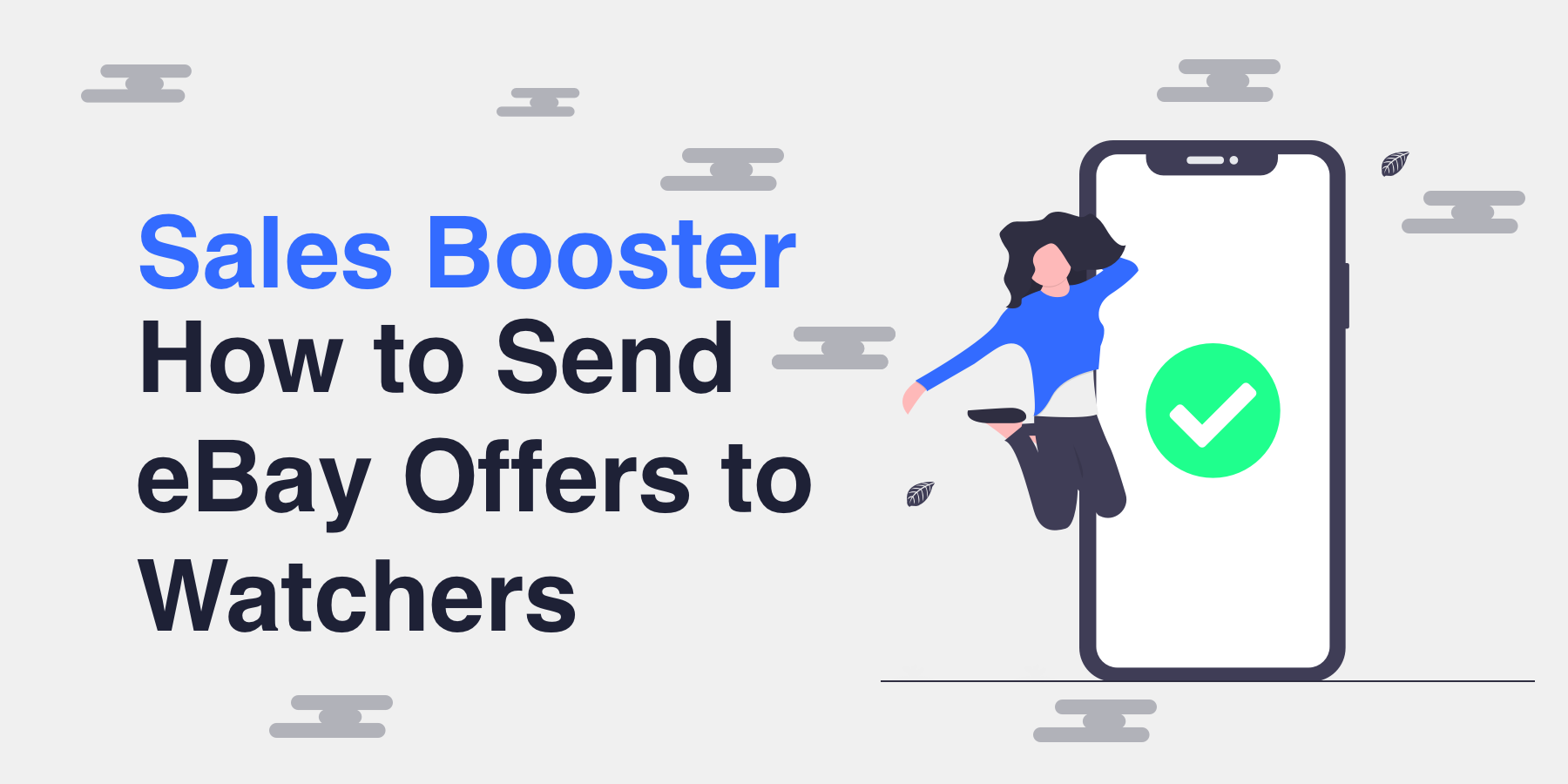 Sales Booster: How to send eBay offers to watchers