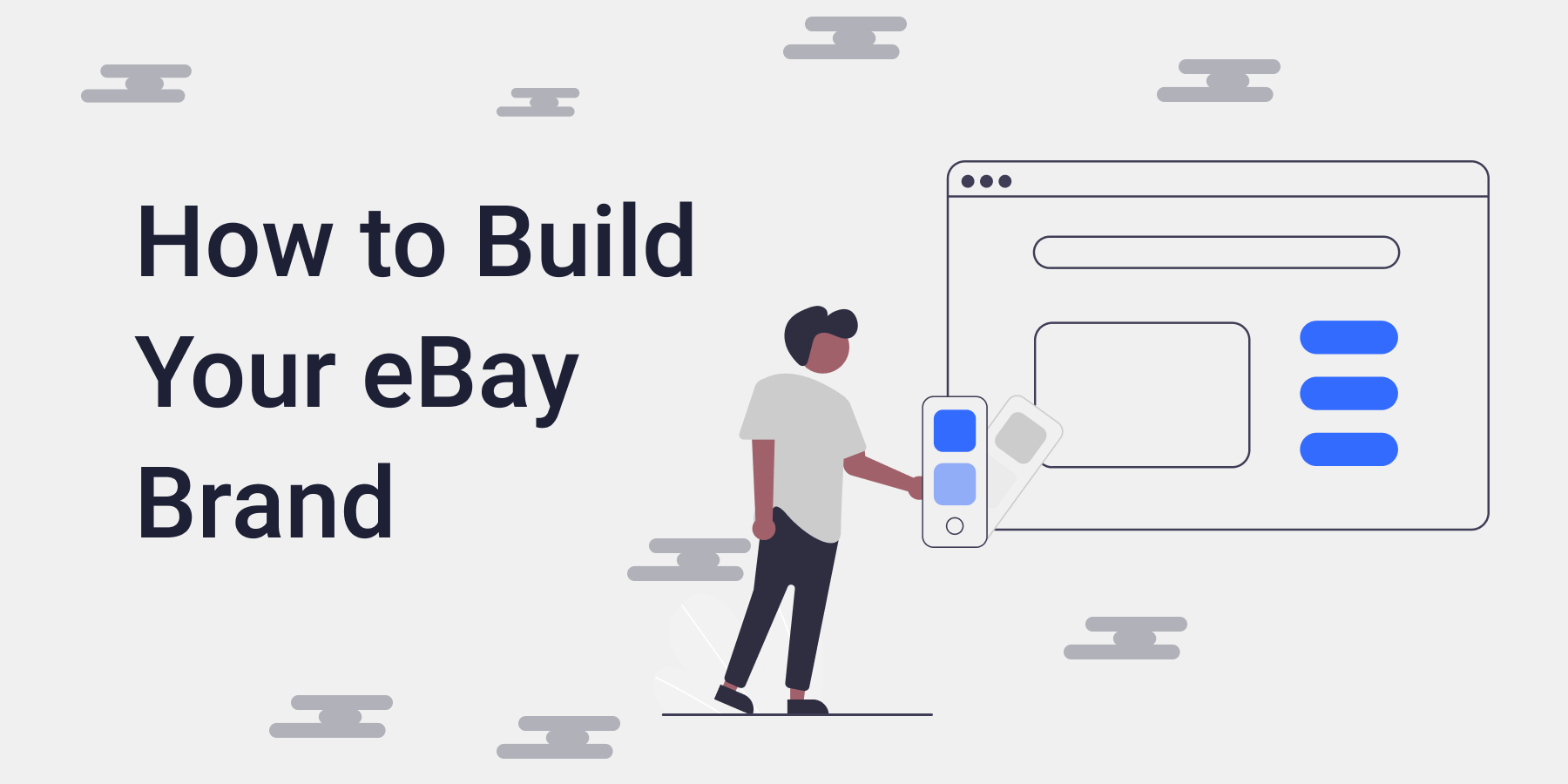How to build your brand through your eBay store