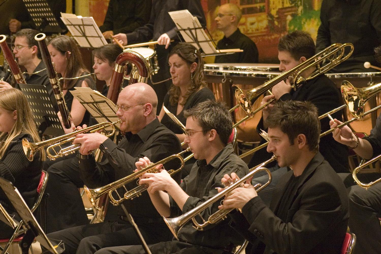 Amadeus Orchestra on Tour