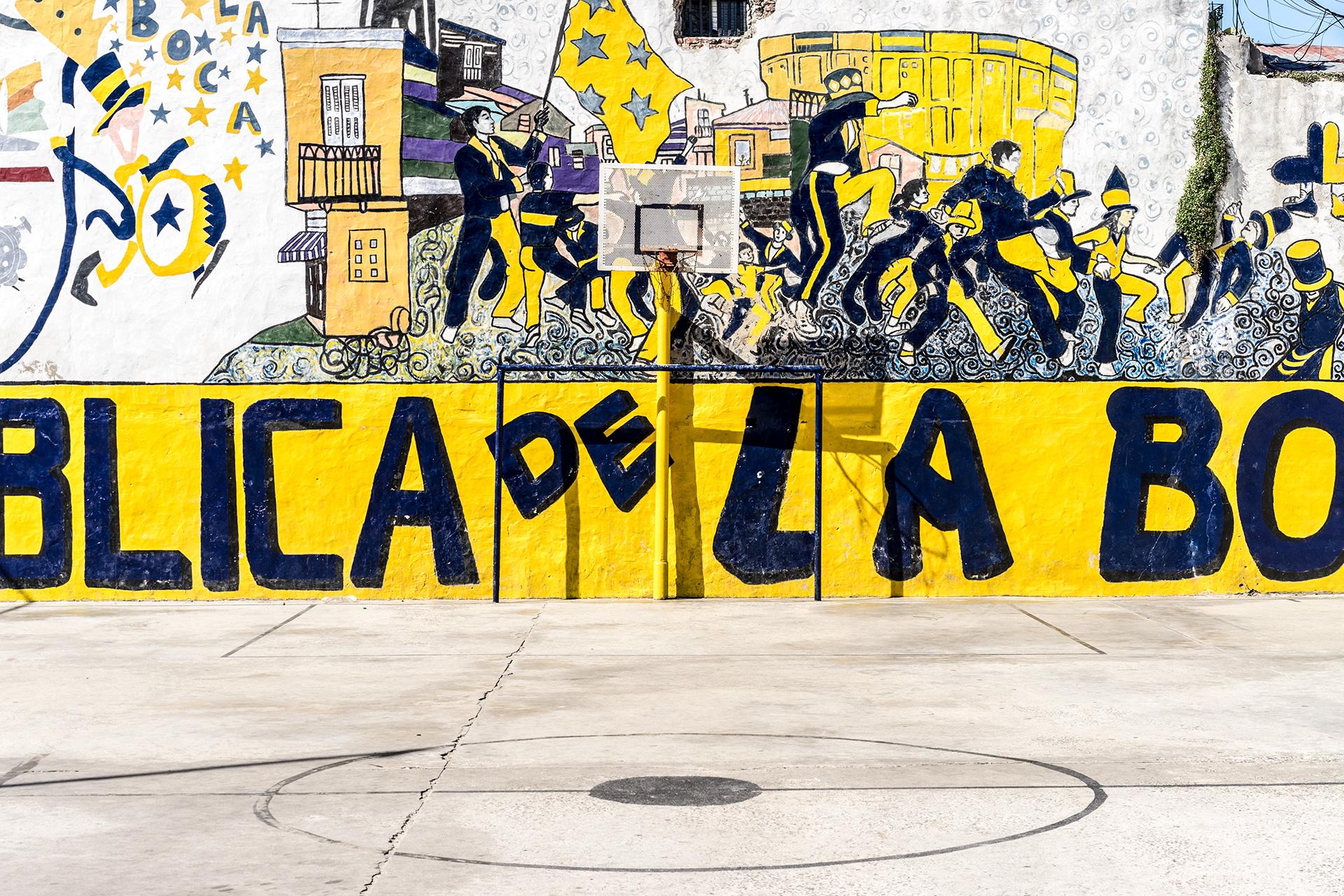 Buenos Aires Argentina Graffiti