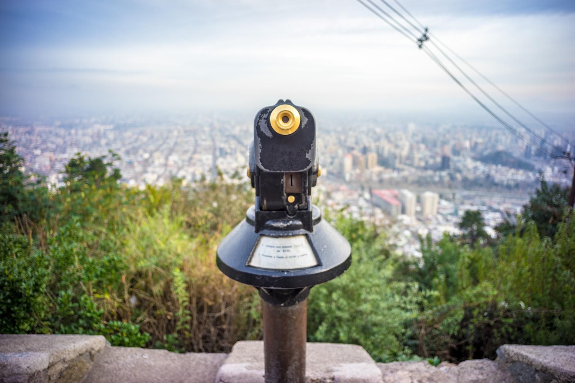Santiago Chile Telescope