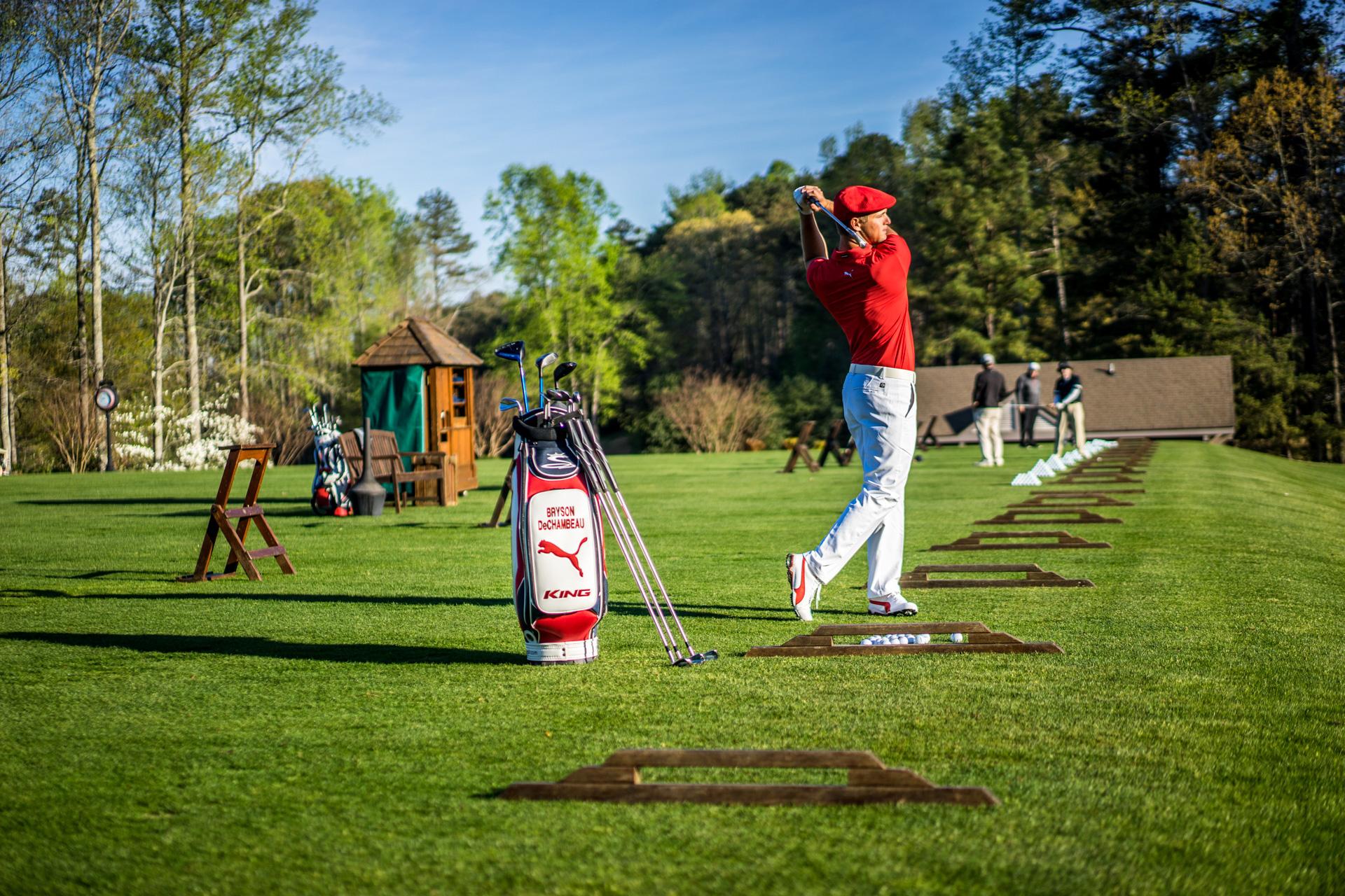 Bridgestone Golf Bryson DeChambeau Driving Range