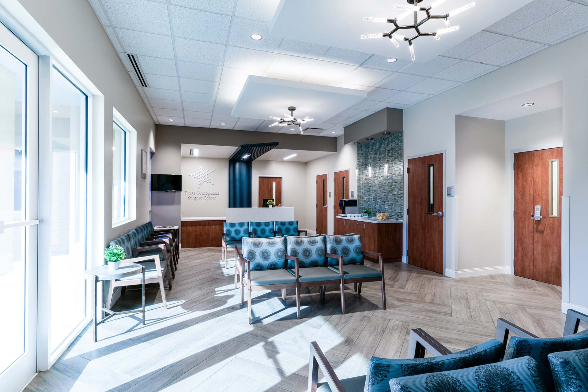 Real Estate Architecture Medical Office Space Photo