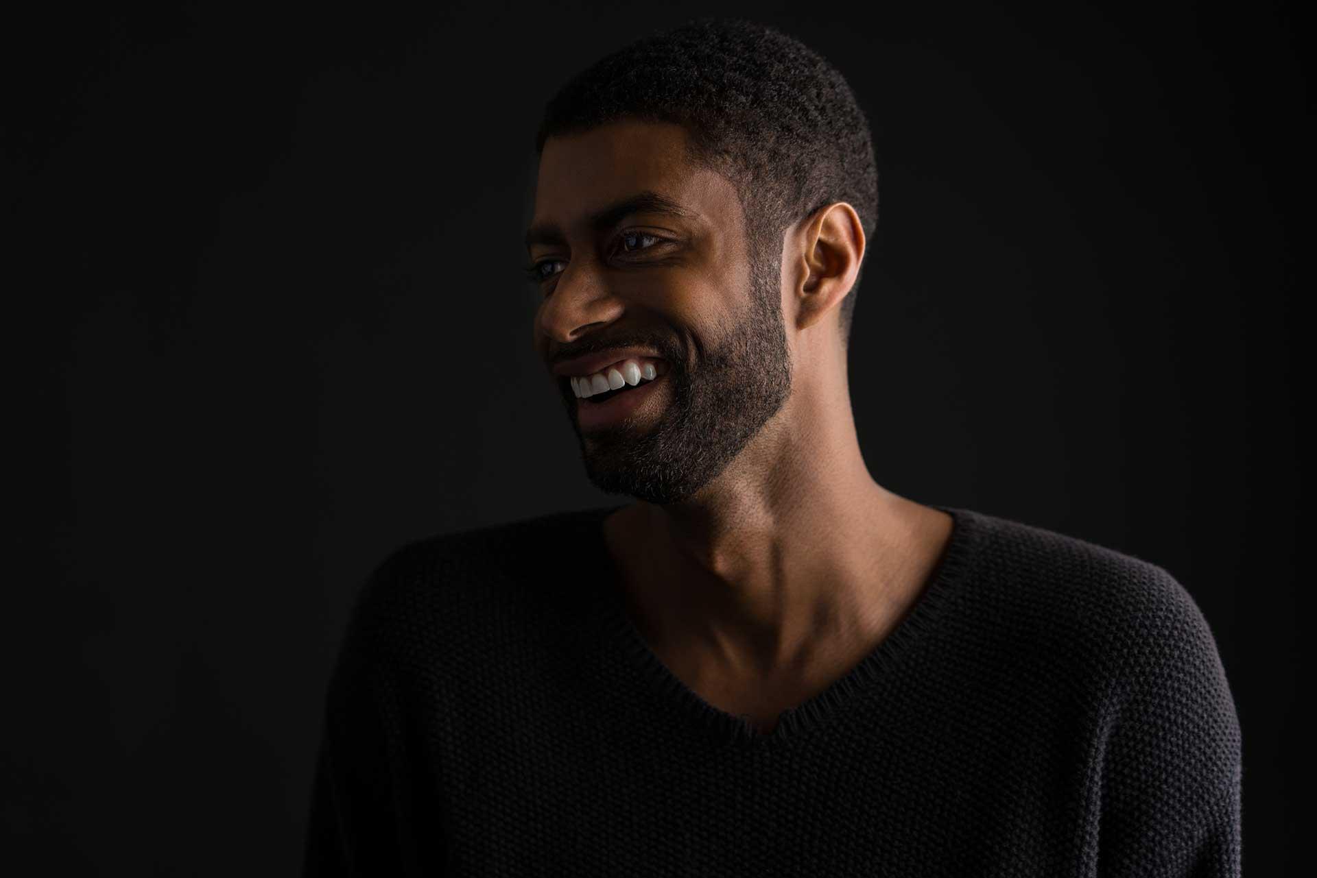 Patrick Simms Musician Portrait