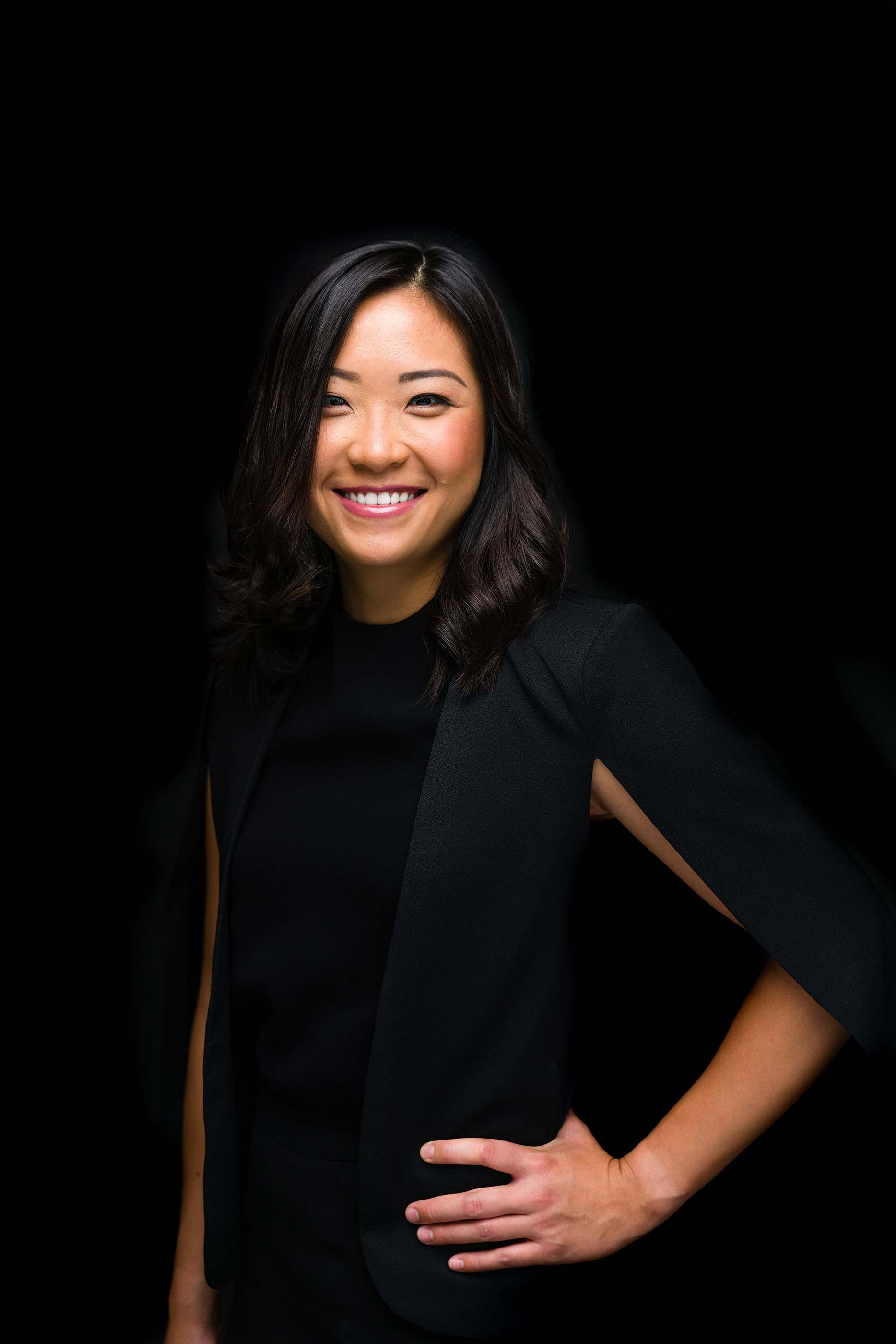 Studio Headshot Portrait Photography