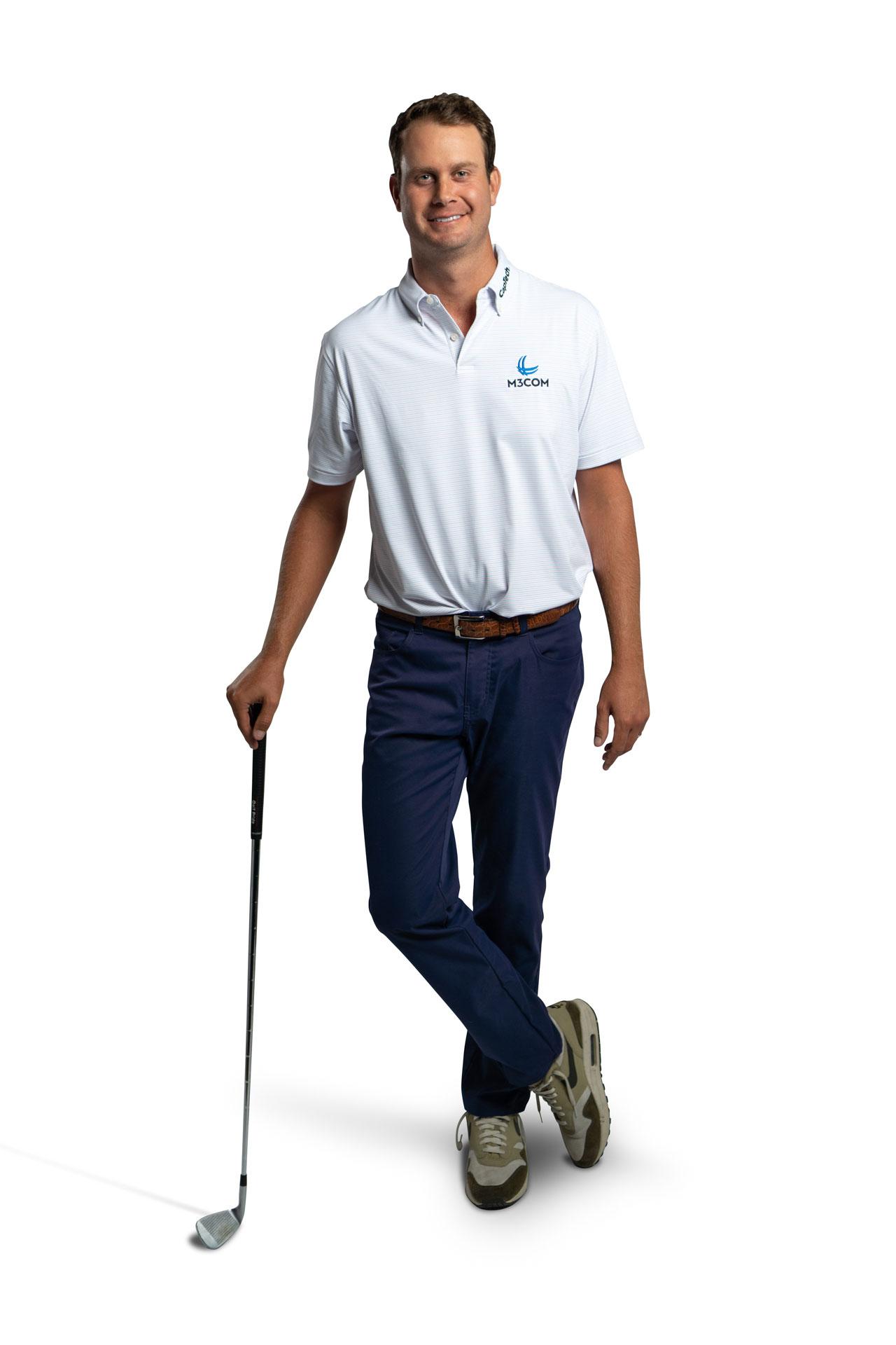 Harris English M3COM PGA Pro Full Body