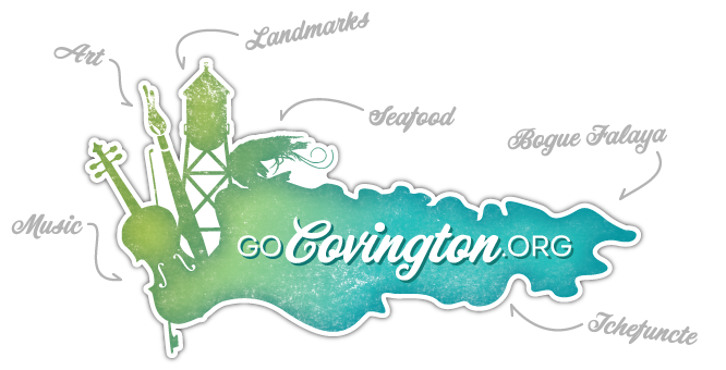 GoCovington.org diagram logo