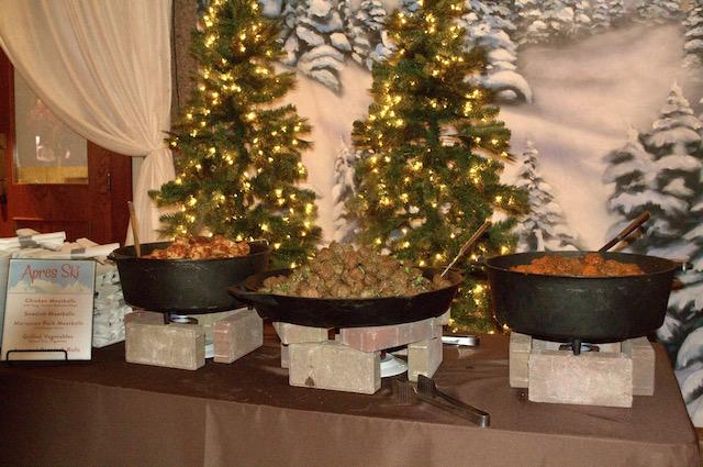 Etter-Harbin Alumni Center Catering Austin Holiday Parties