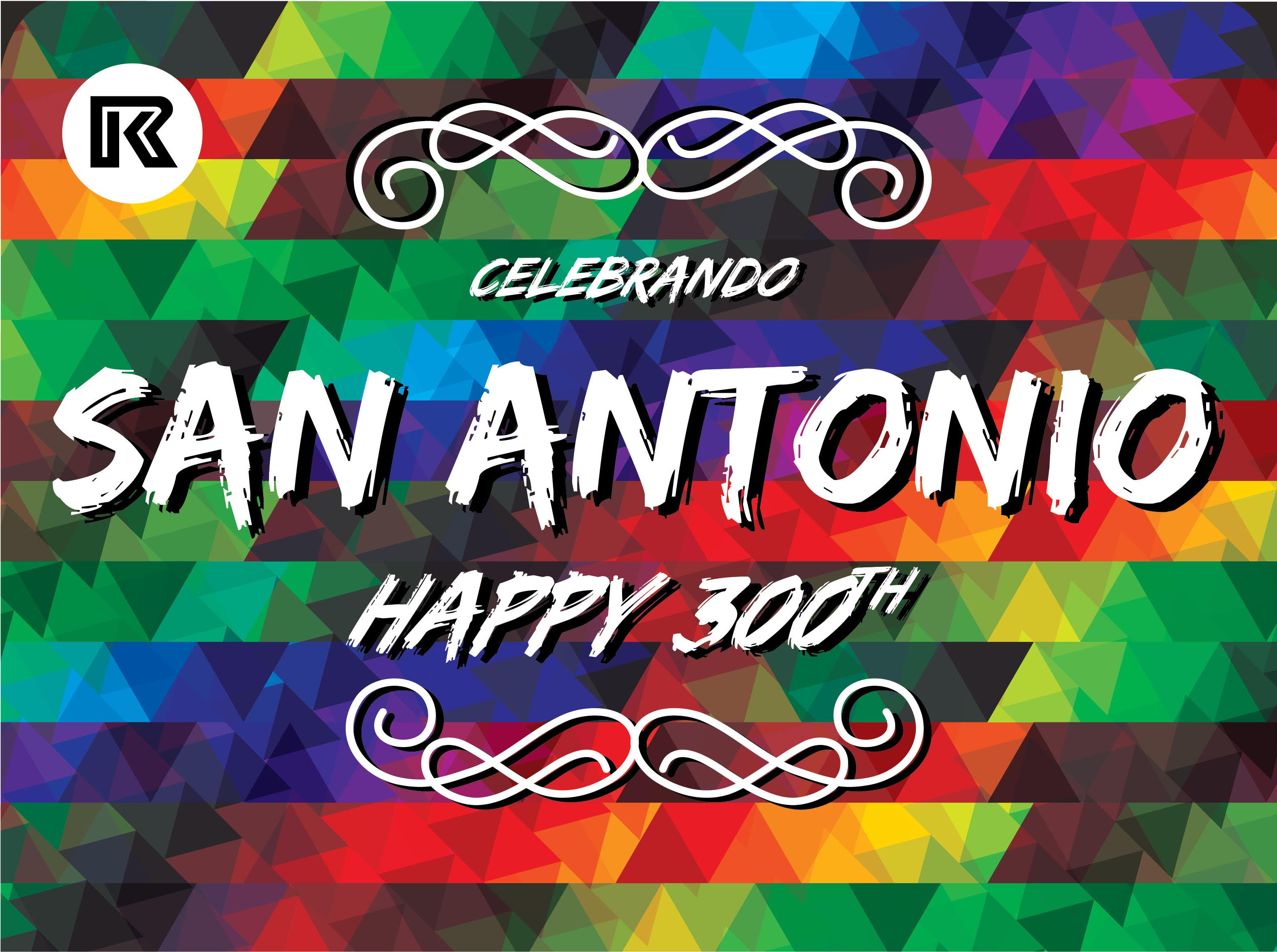 San Antonio Happy 300th Image