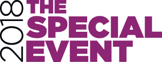 The Special Event Jan. 30 - Feb. 1 2018 in New Orleans Logo