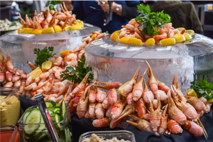 seafood station best caterers texas