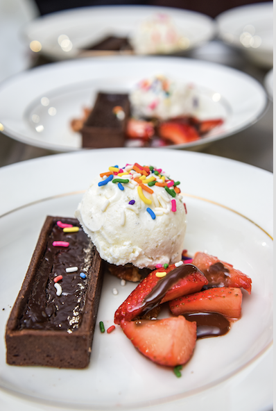 best caterers texas dessert