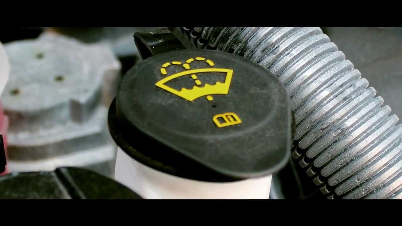 washer fluid cap