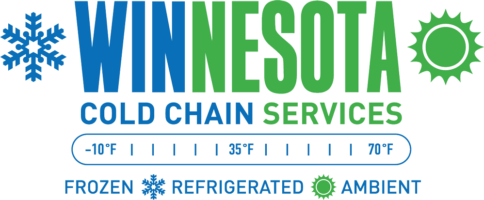 Winnesota Refrigerated Transportation Logo