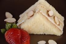 Almond Milk Cake