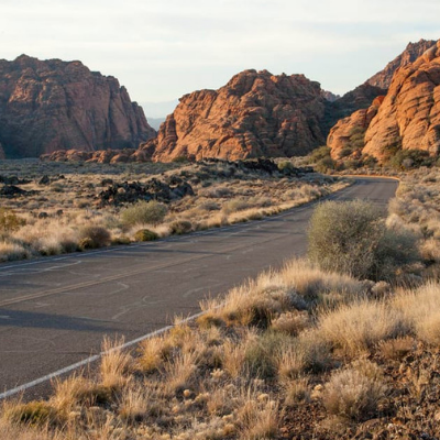 The Desert Southwest Tour: St. George to Zion